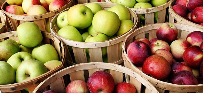 Alimenti che aiutano a migliorare il sesso mele