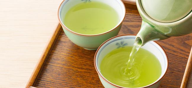Alimenti che aiutano a migliorare il sesso thè verde