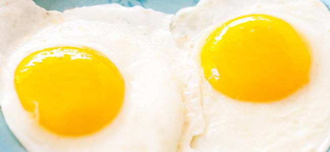 Alimenti che aiutano a migliorare il sesso uovo