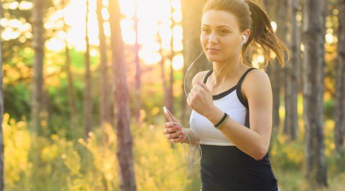 Fare jogging