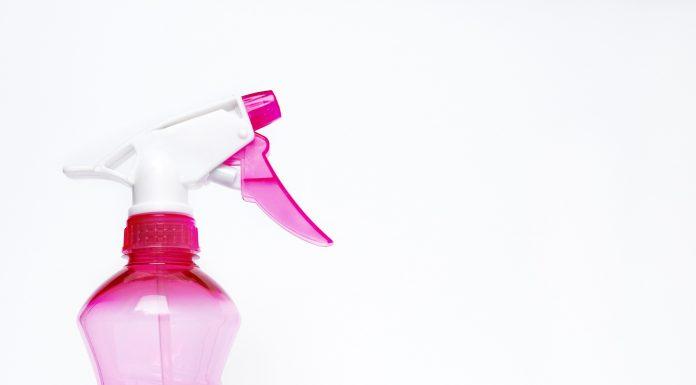 Spray per la polvere