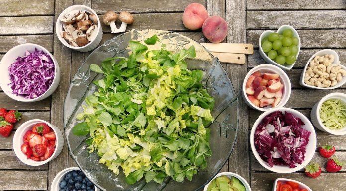 Disinfettare frutta e verdura
