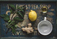 Maschera al limone