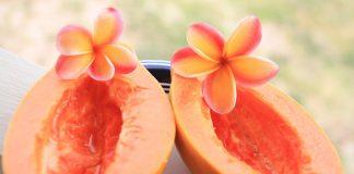papaya pelle capelli